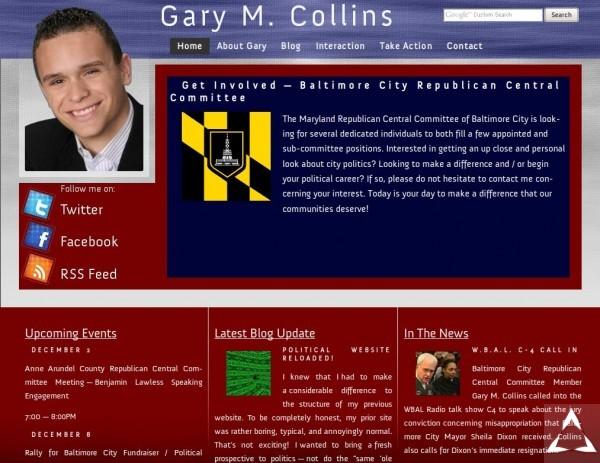 Gary M. Collins